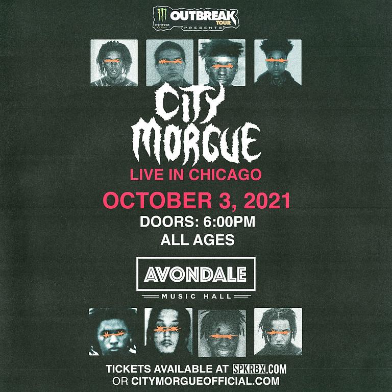 CITY MORGUE - MONSTER ENERGY OUTBREAK TOUR
