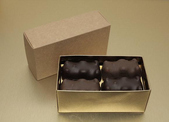 Coffret de Guimauves en chocolats noir