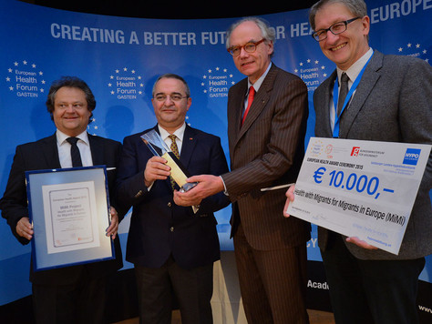 HoCare competes for the European Health Award