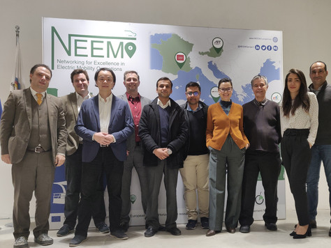 €0.8M EU H2020 NEEMO Project on Electric Mobility Operations launched