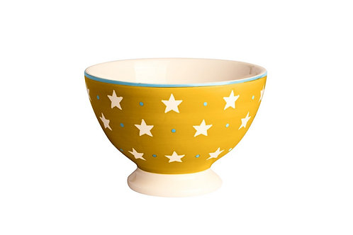 Bol à talon BOLS&CO curry étoile 14,5cm