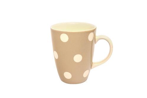 Mug GROS POIS ficelle 30cl
