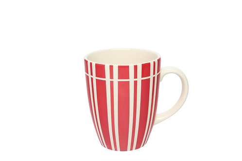 Mug LINA rouge 30cl