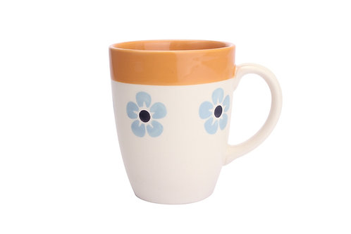 Mug FLORE orange 30cl
