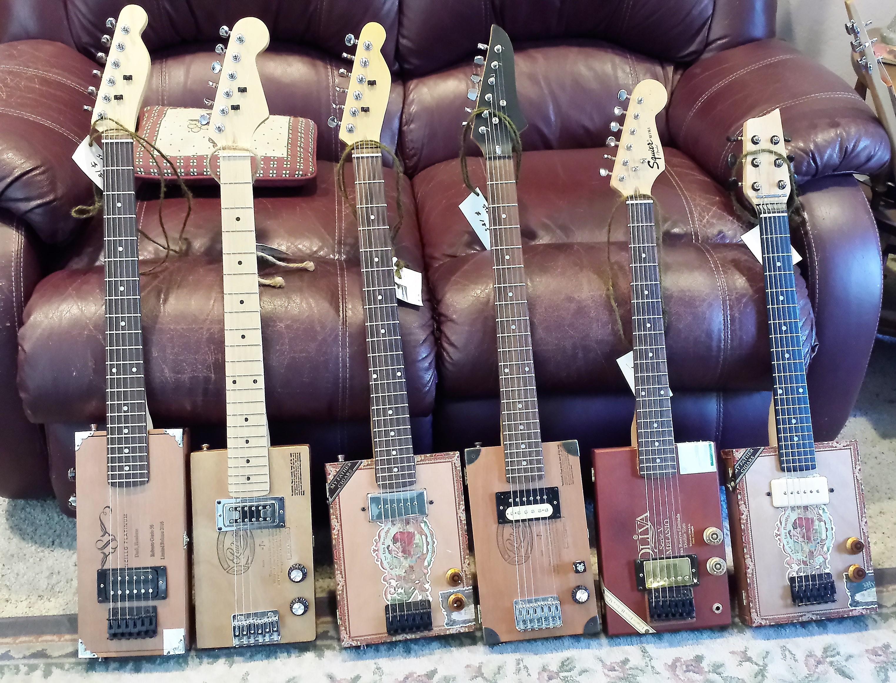 6 String Family