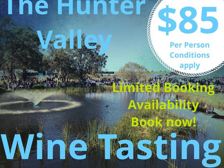 It's time to book your full day wine tasting tour !
