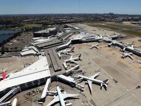 Private passenger transport from Newcastle to Sydney International Airport