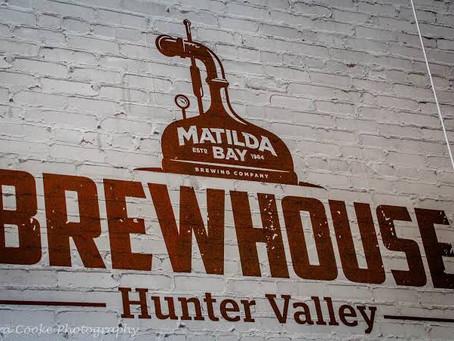 Now visiting Matilda Bay Brewhouse