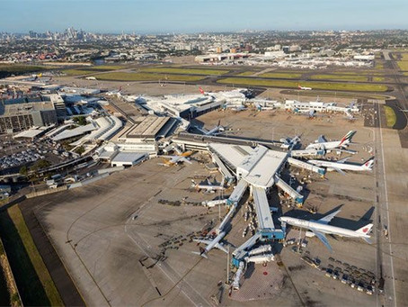 Sydney International Airport Transfers tomorrow morning