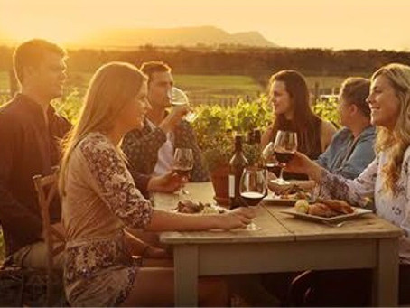 Is anyone interested in winery tours