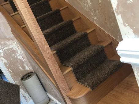 New Stairs Carpet