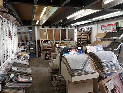 Stafford Carpets - Showroom