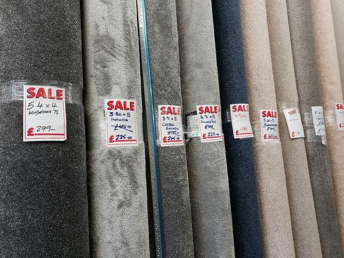 Stafford Carpets - Sale