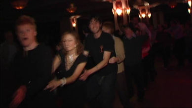 showing people with learning disabilities dancing and enjoying a nightclub event