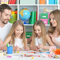 happy family painting together.jpg