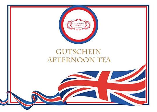 Gutschein Afternoon Tea