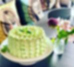 Kuchen im Eaton Place