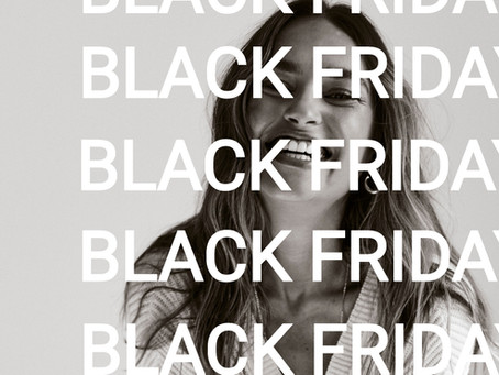 BLACK FRIDAY, BABY