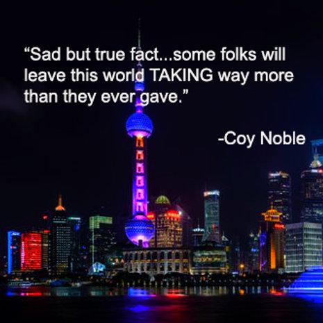 Sad But True Quote