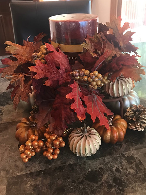 Fall Thankful Centerpiece