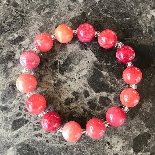 Soft Cherries bracelet