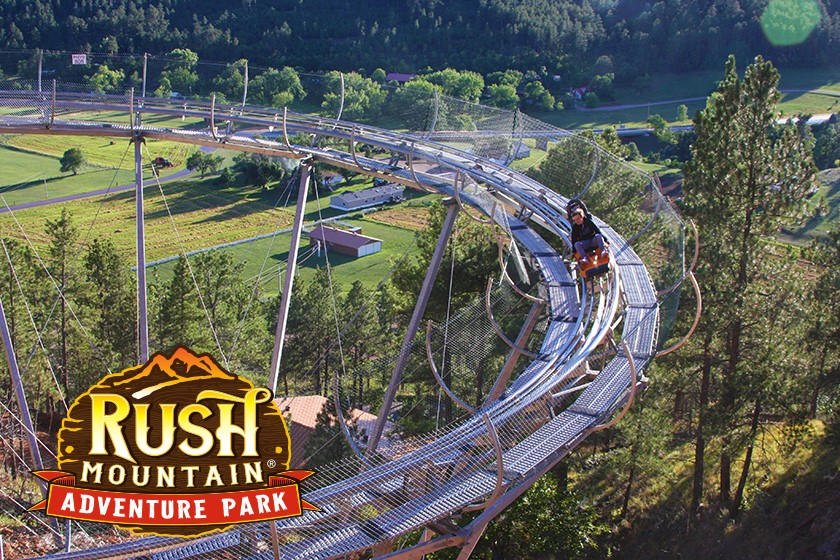 Rush mountain Adventure Park
