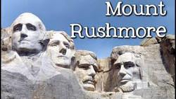 Mount Rushmore pic