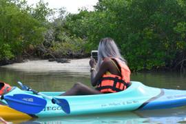 Kayak en Rio kuká