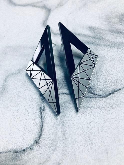 """boucles d'oreilles """"collection Eiffel"""""""