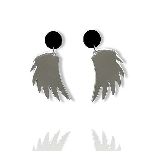 """boucles d'oreilles """"angel"""""""