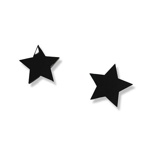 """boucles d'oreilles """"stars"""""""