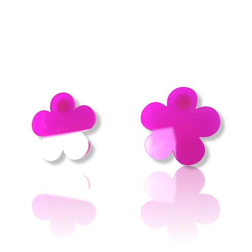 "boucles d'oreilles ""daisymania"""
