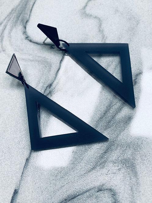 """boucles d'oreilles """"geometry"""""""