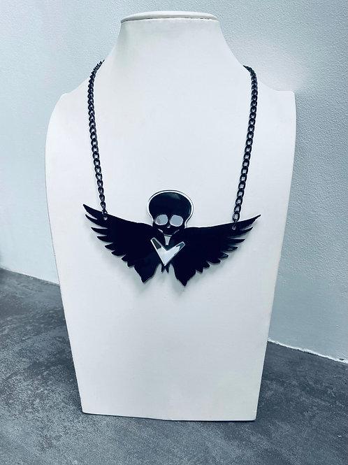 "collier ""demoniac angel"""