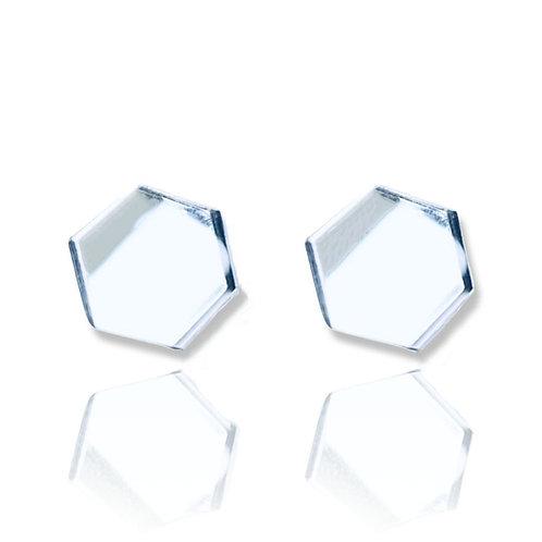 """boucles d'oreilles collection """"mini-géo"""""""