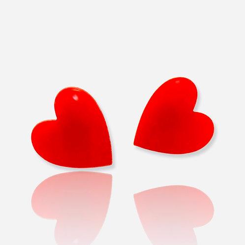 """boucles d'oreilles collection """"love"""" mini"""