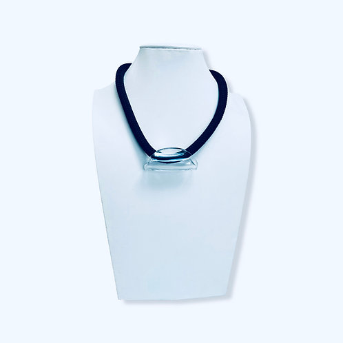 """collier """"glass"""""""