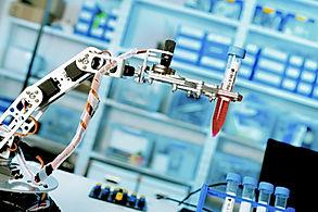 Vakuumguss und 3D Druck für Medizintechnik