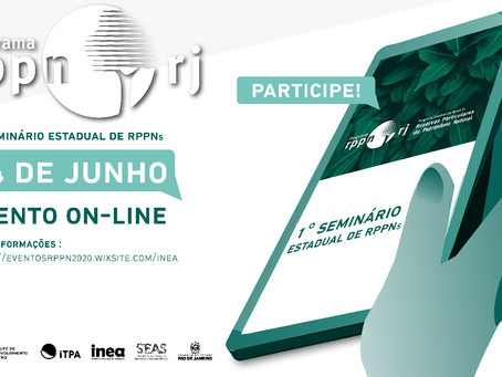 1º Seminário Estadual de RPPNs do Rio de Janeiro