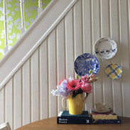 Lente aan de muur 🌸🌷🌿#bloemenvancorne