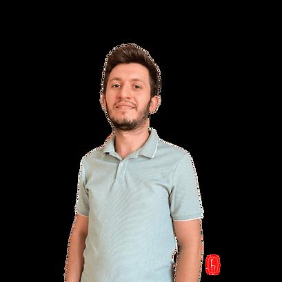 Ergoterapist Abdullah Şahin