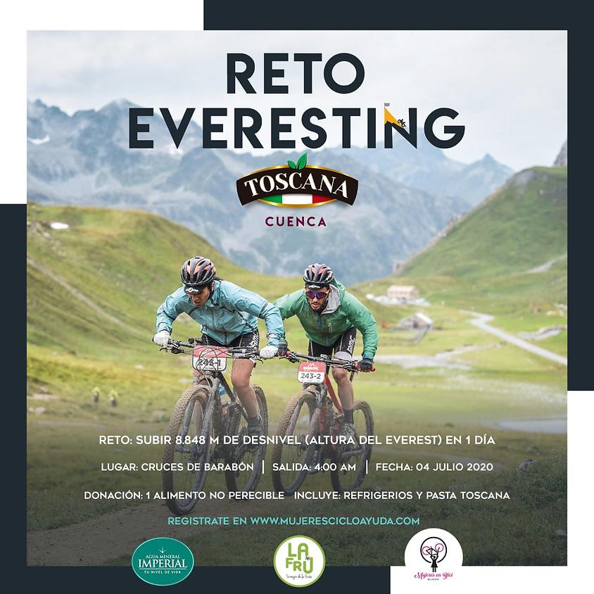 Reto Everesting Cuenca