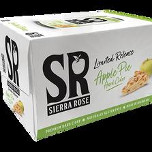 Sierra Rose Apple Pie Hard Cider 6 Pack