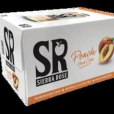 Sierra Rose Peach Hard Cider 6 Pack