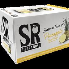 Sierra Rose Pineapple Hard Cider 6 Pack