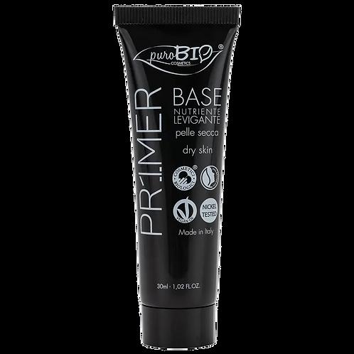 Primer voor droge huid