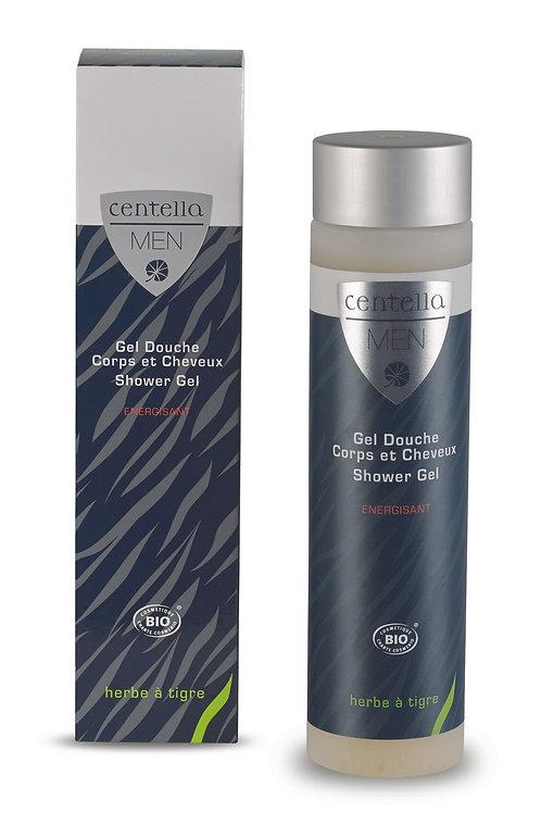Douchegel en haarshampoo (2-in-1) voor mannen