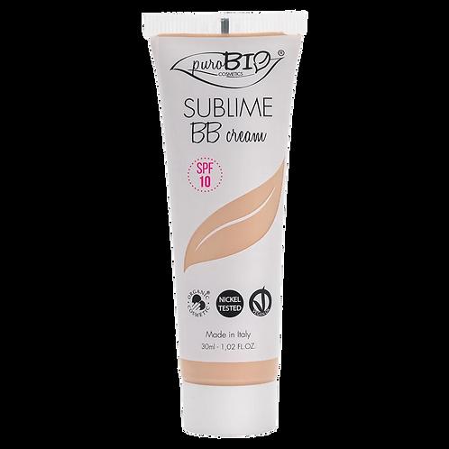 BB Crème met zonnefactor