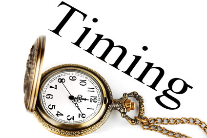 timing important en medical training