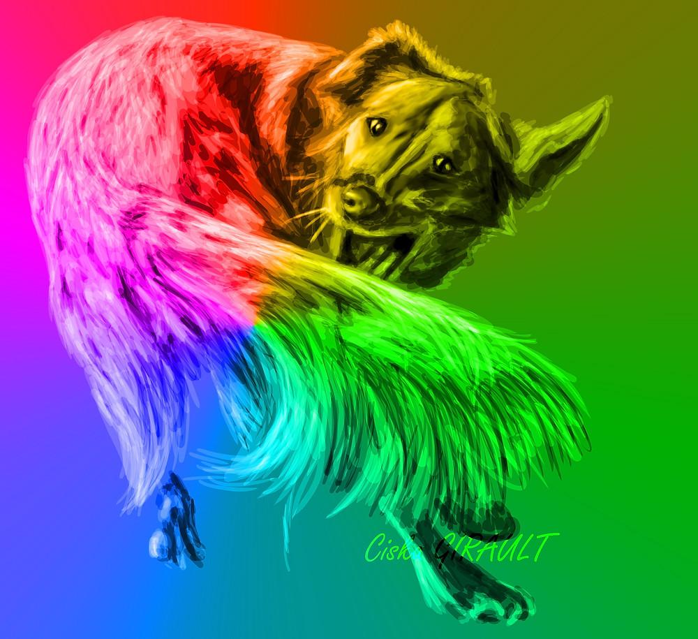 TOC stéréotypie comportement chien